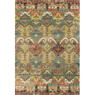 Holbrook Taupe Area Rug by Bloomsbury Market