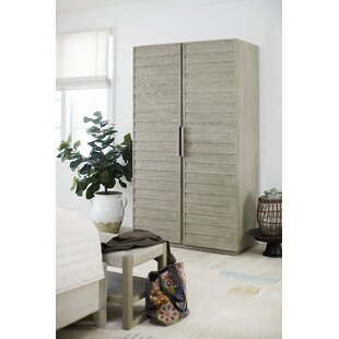 Gracie Oaks Rimini Armoire
