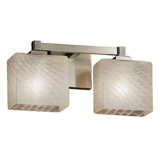 Luzerne 2-Light Vanity Light by Brayden Studio
