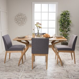 Modern 5 Piece Dining Room Sets | AllModern