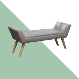 Cauley Upholstered Bench By Hashtag Home