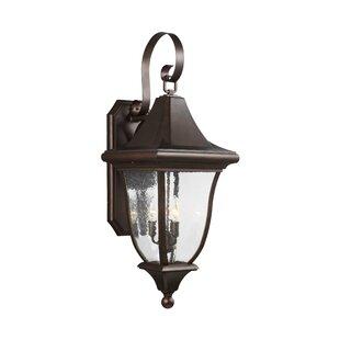 Haubstadt 3-Light Outdoor Wall Lantern by..