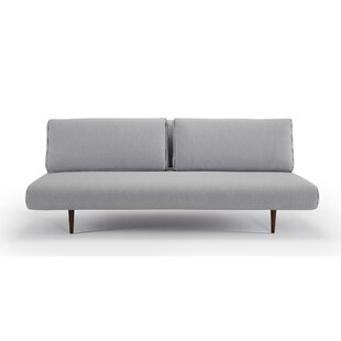 Unfurl Lounger Sleeper Sofa with Cushions