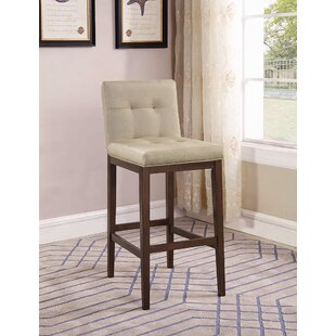 Stetler 29 Bar Stool (Set of 2) Gracie Oaks