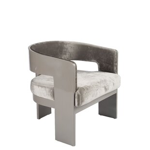 Robison Barrel Chair by Everly Quinn