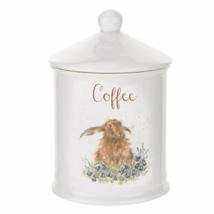 Wrendale Designs Sugar Canister Prickly Encounter Kitchen Canister