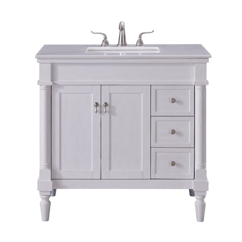 Deina 36 Single Bathroom Vanity Set Reviews Joss Main