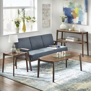 TMS Crosby 3 Piece Coffee Table Set