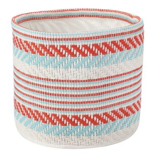 Decor Patio Arrow Fabric Basket by Hallmark Home & Gifts