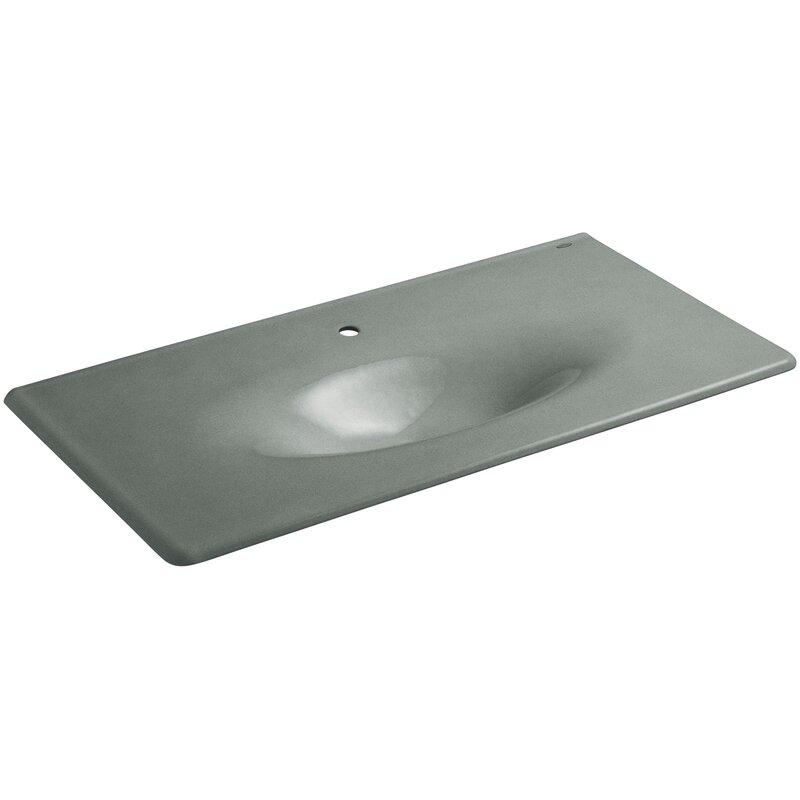 Kohler Iron Impressions 44 Single Bathroom Vanity Top Wayfair