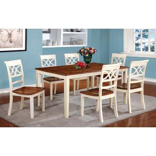 Dorland 7 Piece Dining Set Red Barrel Studio