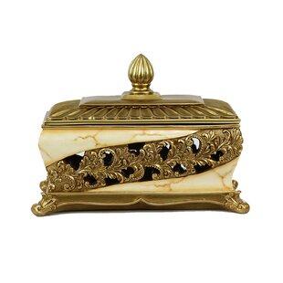 Best Choices Large Jewelry Box ByAstoria Grand