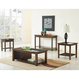 Read Reviews Danger 3 Piece Coffee Table Set By Latitude Run
