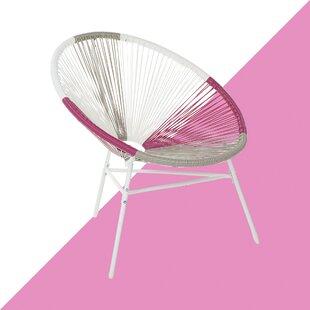Hashtag Home Rattan Deep Seat Lounge Chairs