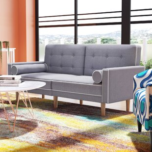 Bargain Elvie Convertible Sofa by Ebern Designs Reviews (2019) & Buyer's Guide
