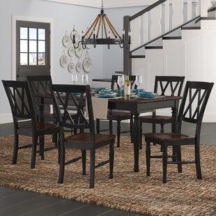 Kivalina 7 Piece Dining Set by Beachcrest..
