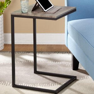 Raymundo C End Table by Varick Gallery