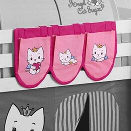 Angel Cat Sugar Bunk Bed Pocket By Zoomie Kids