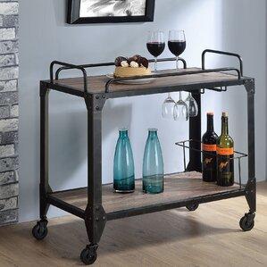 Lauri Bar Cart by Zipcode Design