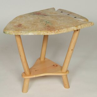 Check Prices Dovetail Point End Table by Flat Rock Furniture