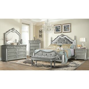 Aaden Panel Configurable Bedroom Set