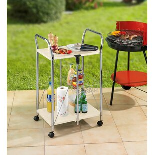 Kaplan Serving Cart By Symple Stuff