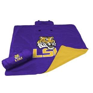 NCAA Team All Weather Fleece Blanket by Logo Brands