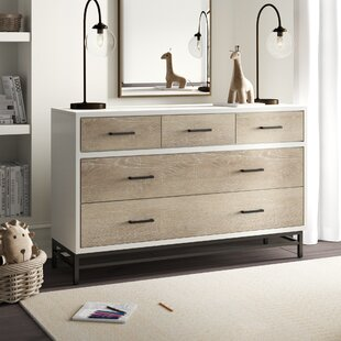 Bargain Frieda 5 Drawers Dresser by Canora Grey Reviews (2019) & Buyer's Guide