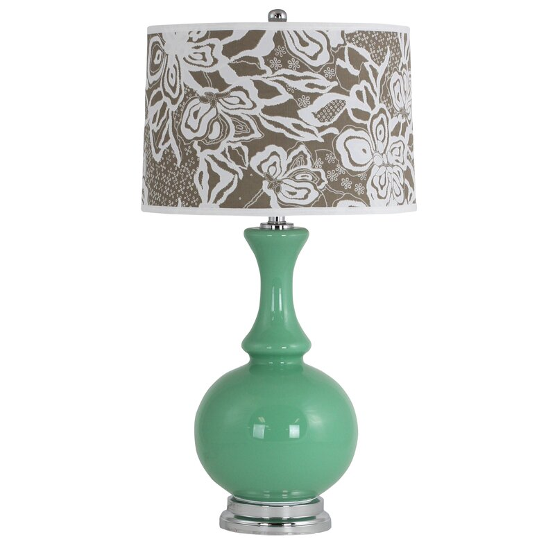 Best Of Fillable Glass Table Lamp Base