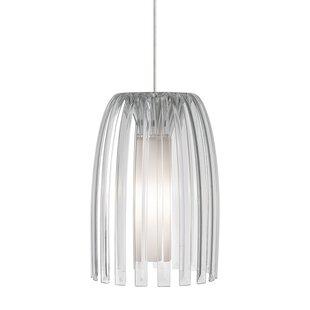 Olivia 1-Light Cylinder Pendant by Tech Lighting