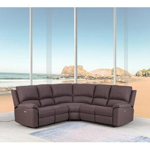 Price comparison Kalea Reclining Sectional by Latitude Run Reviews (2019) & Buyer's Guide