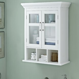 Top Reviews Avington 23.63 W x 30.13 H Wall Mounted Cabinet By Simpli Home