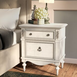 Best Price Tilio 2 Drawer Nightstand By Lark Manor