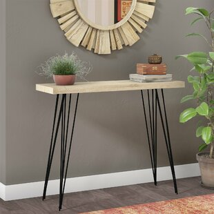 Lisandra Console Table by Mistana
