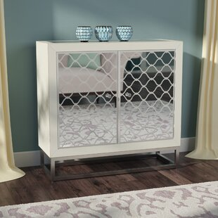Huguetta 2 Door Accent Cabinet
