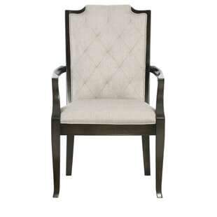Sutton House Upholstered Dining Chair (Set of 2) by Bernhardt