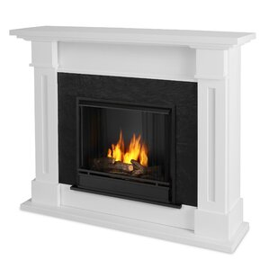 Real Flame Kipling Gel Fuel Fireplace