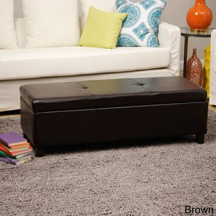 Eagarville Upholstered Storage Bench