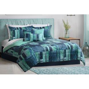 Len Reversible Comforter Set