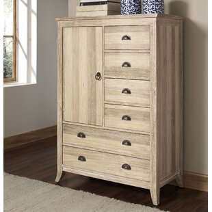 Cimarron 6 Drawer Gentleman's Chest