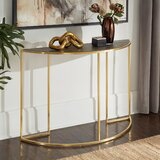 Huntsberry 47.2 Console Table by Everly Quinn