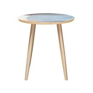 Fansler End Table by Corrigan Studio