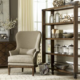 Palmetto Wingback Chair by One Allium Way