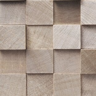 Kitchen Backsplash Adhesive Wood 3D Panel Wallpaper & Kitchen Backsplash | Wayfair.co.uk