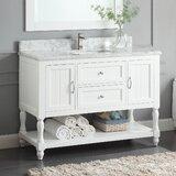 Georgiana 48 Single Bathroom Vanity Set by Canora Grey