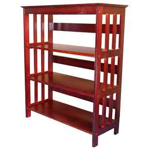 Compare Julius Standard Bookcase By Charlton Home