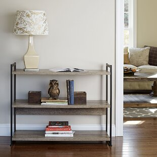 Ashwood Etagere Bookcase by Household Essentials New