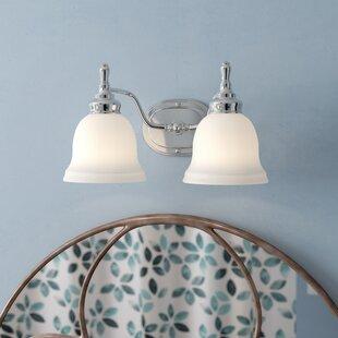 Andover Mills Castellano 2-Light Vanity Light