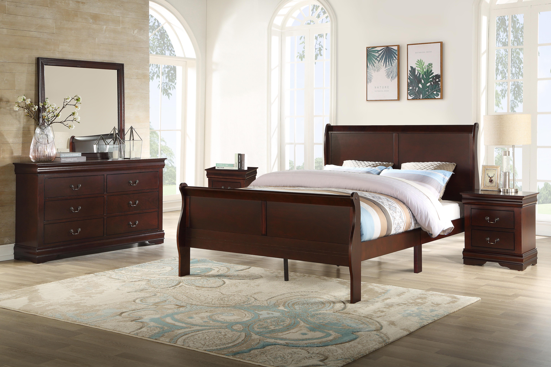 Gerena Queen Sleigh 9 Piece Bedroom Set