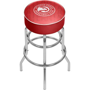 NBA 31 Swivel Bar Stool by Trademark Global Purchase